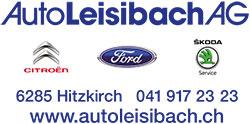 Hauptsponsor - Autoleisibach AG